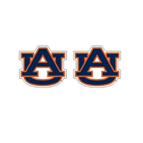 Auburn Tigers 2pk of Decals