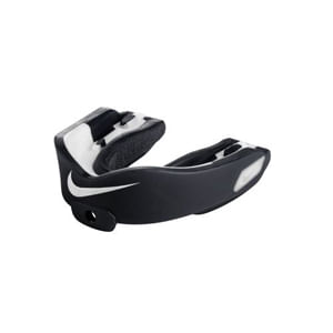 Nike Hyperstrong Mouth Guard (Black/White)