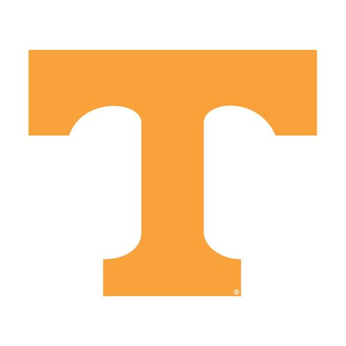 Tennessee Volunteers Vinyl Power T Decal