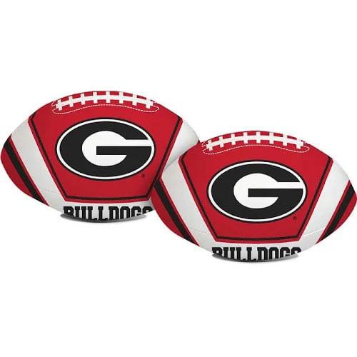 "Georgia Bulldogs 8"" Softee Football"