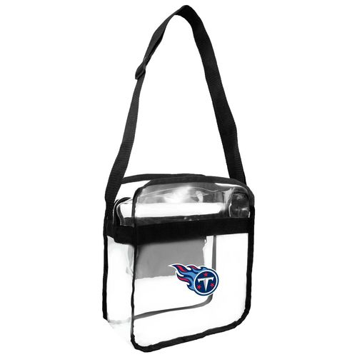 Tennessee Titans Clear Cross Body Tote Bag