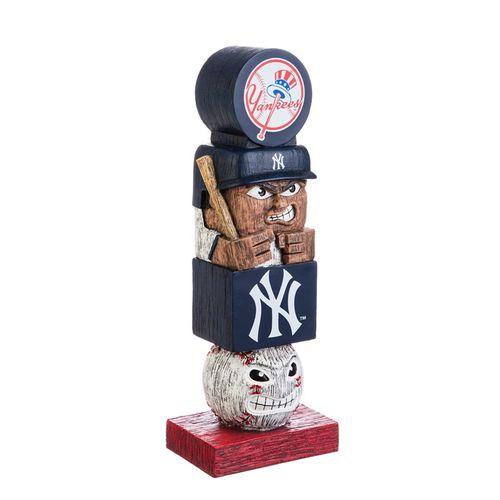New York Yankees Tiki Totem Statue