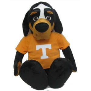 "Tennessee Volunteers 11"" Plush Smokey"