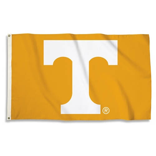 Tennessee Volunteers Logo Flag (Orange)