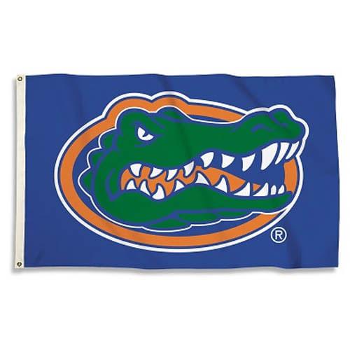 Florida Gators Logo Flag