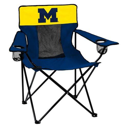Michigan Wolverines Elite Chair