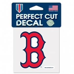 Boston Red Sox Logo Diecut Decal