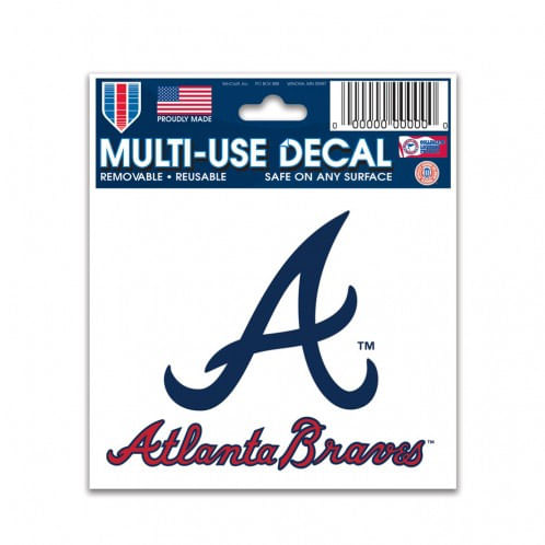 Atlanta Braves Multi Use Decal