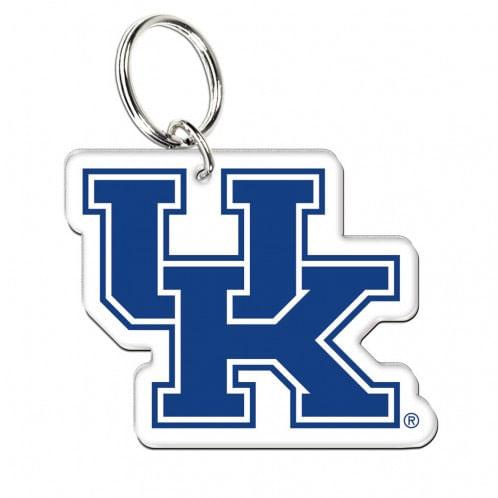Kentucky Wildcats Acrylic Keyring