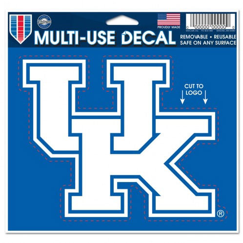 Kentucky Wildcats Logo Cut to Decal