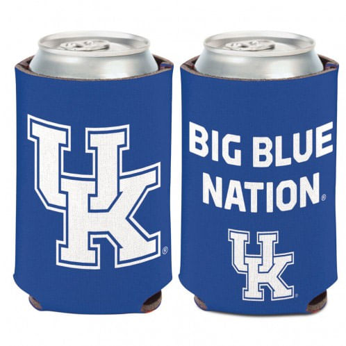 Kentucky Wildcats Slogan Double Sided Can Cooler