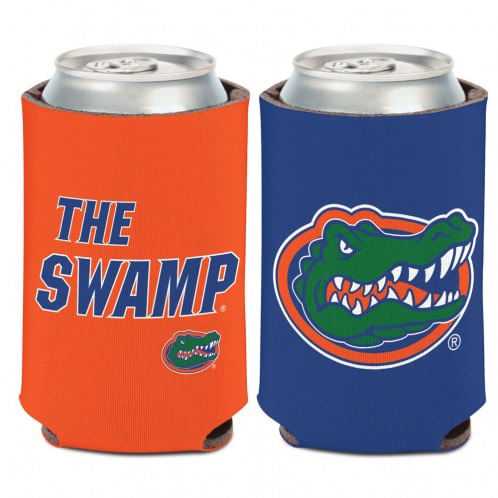 Flordia Gators Slogan Double Sided Can Cooler