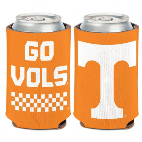 Tennessee Volunteers Slogan Double Sided Can Cooler