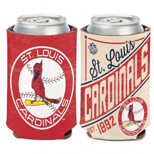 St. Louis Cardinals C'Town Double Sided Can Cooler