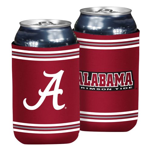 Alabama Crimson Tide Flat Coozie (Crimson)