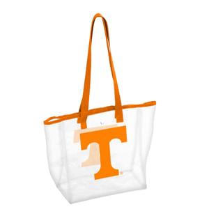 Tennessee Volunteers Clear Stadium Bag (Clear/Orange)