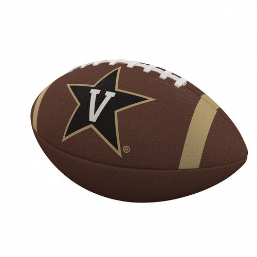 Vanderbilt Commodores Leather Full Size Football