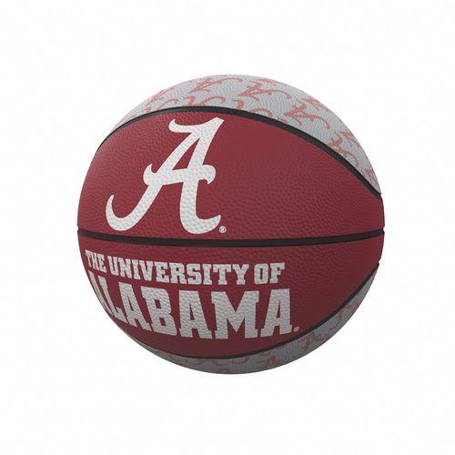 Alabama Crimson Tide Mini Rubber Basketball