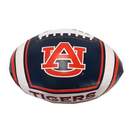 "Auburn Tigers Quick Toss 8"" Softee Football"