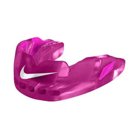 Nike Youth Hyperflow Flavored Mouth Guard (Pink Fire)
