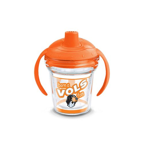Tennessee Volunteers Born a Fan Tervis 6oz Sippy Cup