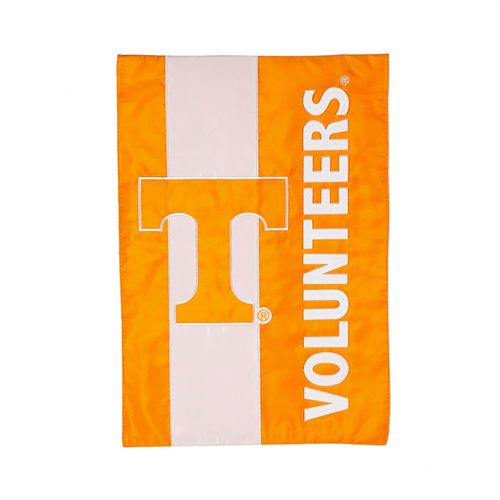 Tennessee Volunteers Embroidered Vertical Flag