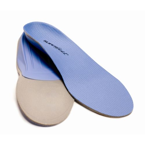Superfeet Premium Insoles (Size F/Blue)