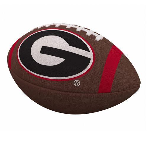 Georgia Bulldogs Leather Full Size Football