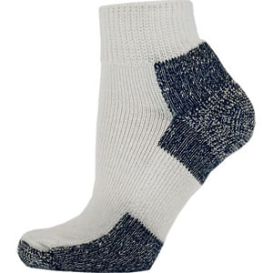 Thorlo JMX-13 Mini Running Sock (White)