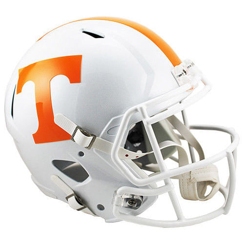Tennessee Volunteers Replica Helmet (White/Orange)
