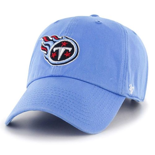 '47 Brand Tennessee Titans Clean Up Adjustable Hat (Periwinkle)