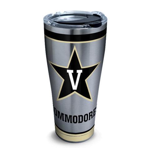 Vanderbilt Commodores Tradition 30oz Stainless Steel Tervis Tumbler
