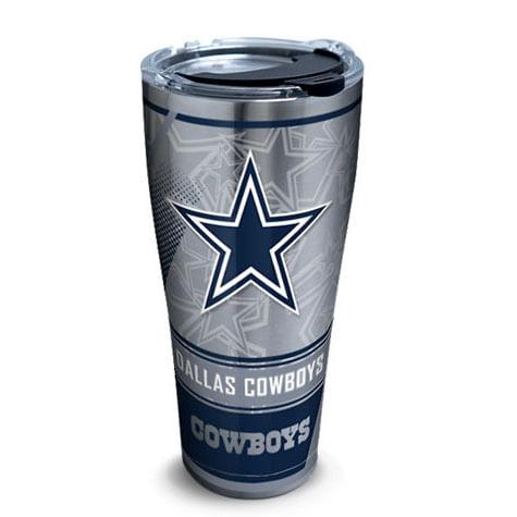 Dallas Cowboys 30oz Edge Stainless Steel Tervis Tumbler
