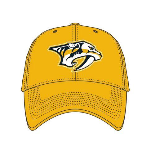 '47 Brand Nashville Predators MVP Adjustable Clean Up Hat (Gold)
