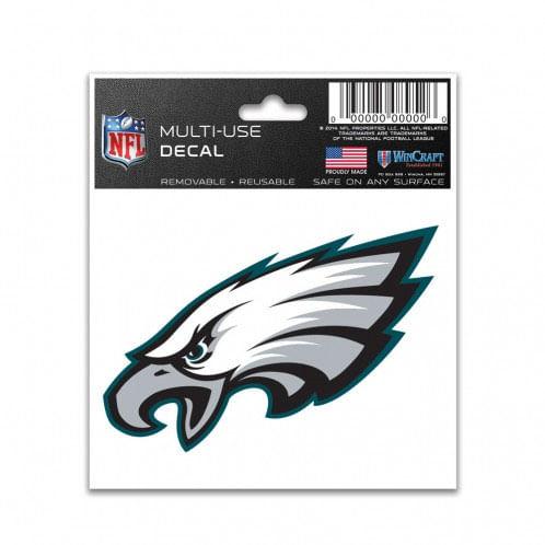 Philadelphia Eagles Small Multi-Use Decal
