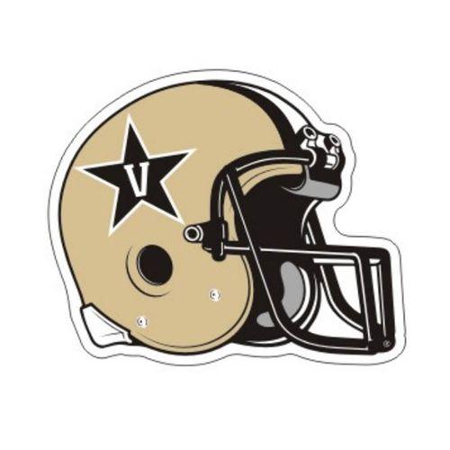 Vanderbilt Commodores Helmet Magnet