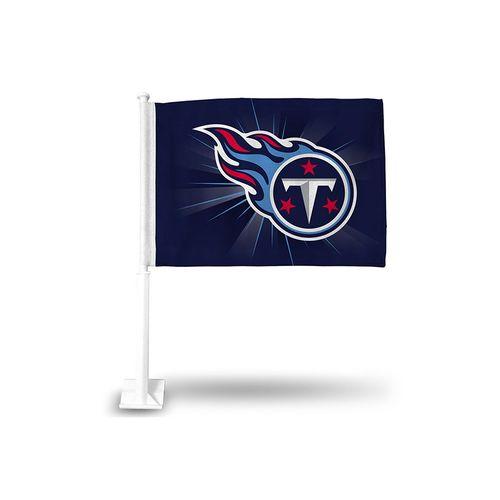 Tennessee Titans Car Flag (Navy)