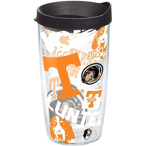 Tennessee Volunteers All Over 16oz Tervis Tumbler