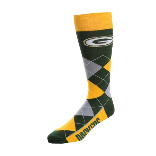 Green Bay Packers Argyle Sock