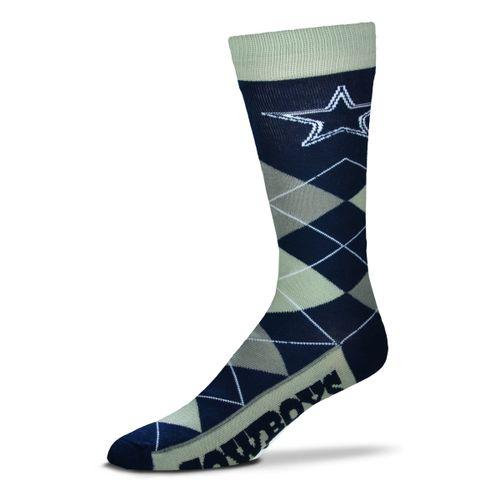 Dallas Cowboys Argyle Sock