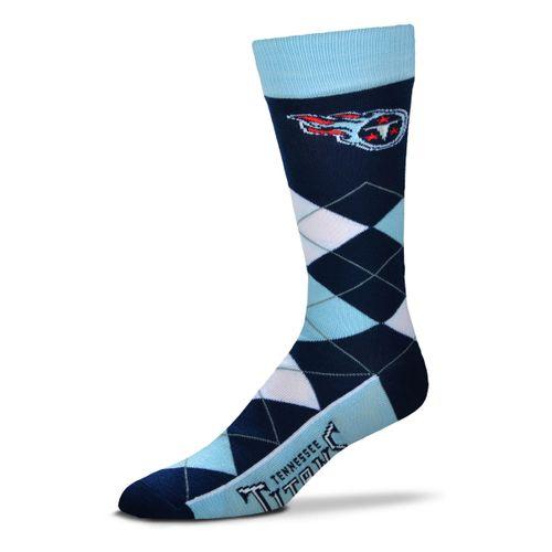 Tenessee Titans Argyle Sock