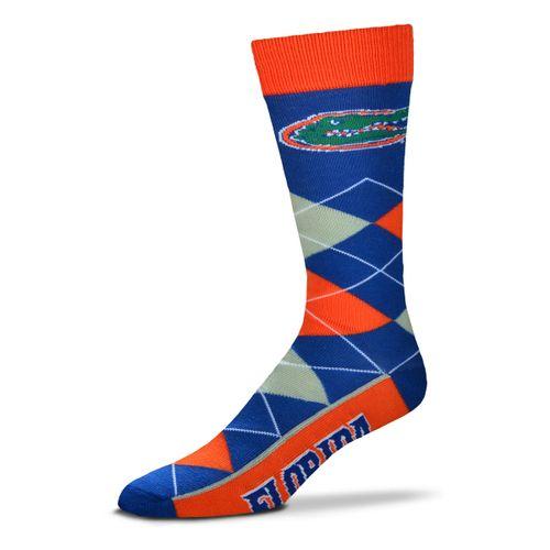 Florida Gators Argyle Sock