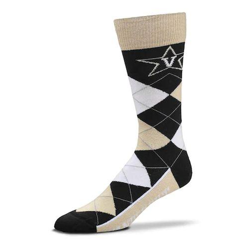 Vanderbilt Commodores Argyle Sock