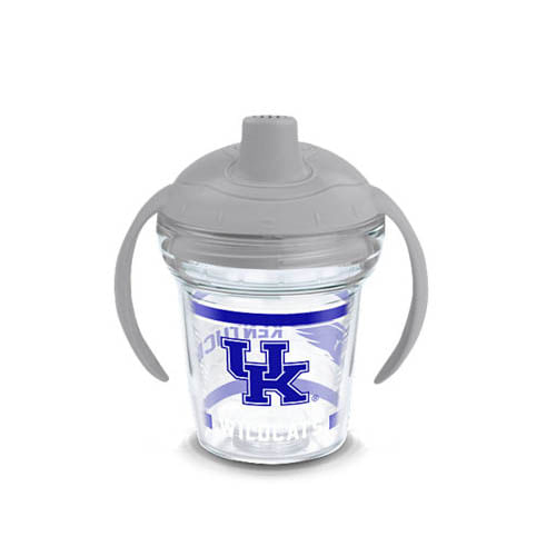 Kentucky Wildcats Tervis 6oz Sippy Cup