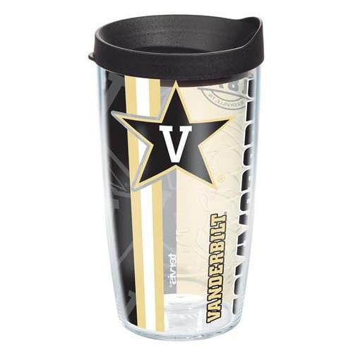 Vanderbilt Commodores College Pride 16oz Tervis Tumbler