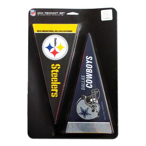 NFL Mini Pennant Set