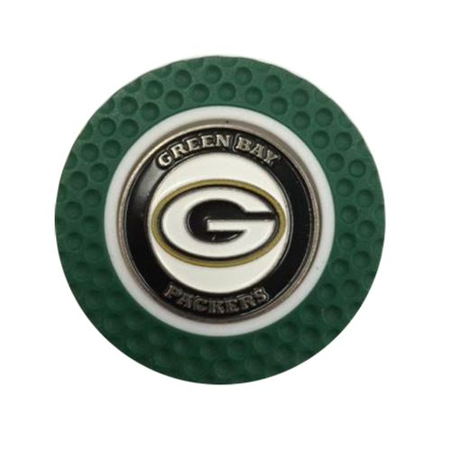 Green Bay Packers Golf Poker Chip Marker