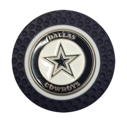 Dallas Cowboys Golf Poker Chip Marker