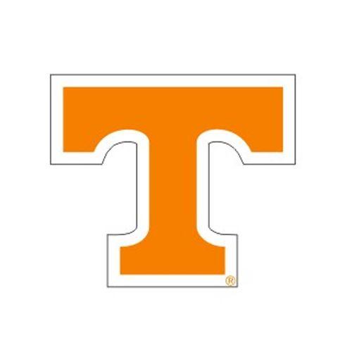 "Tennessee Volunteers 6X7 Power ""T"" Magnet"