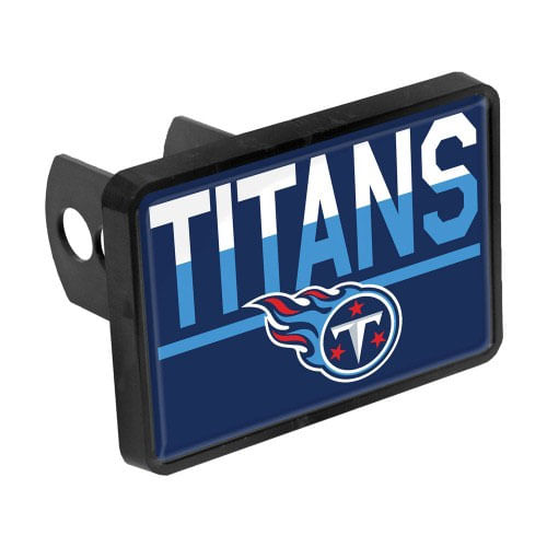 Tennessee Titans Universal Hitch Cover